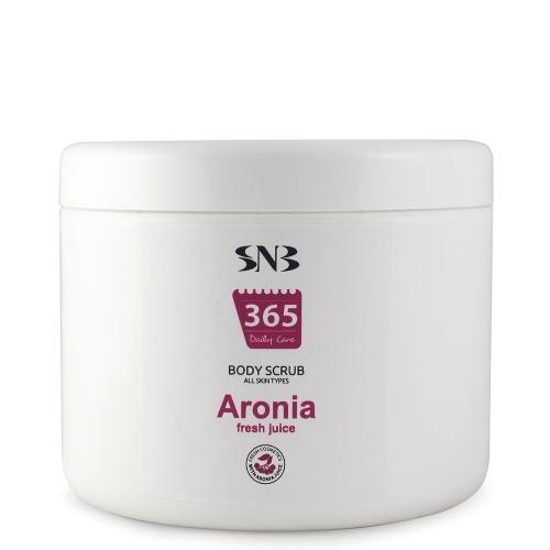 365 Tělový peeling s aronií 500 ml