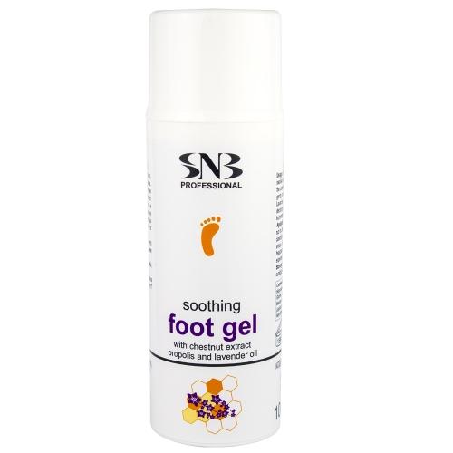 Uklidňující gel na nohy s propolisem a levandulovým olejem 100 ml