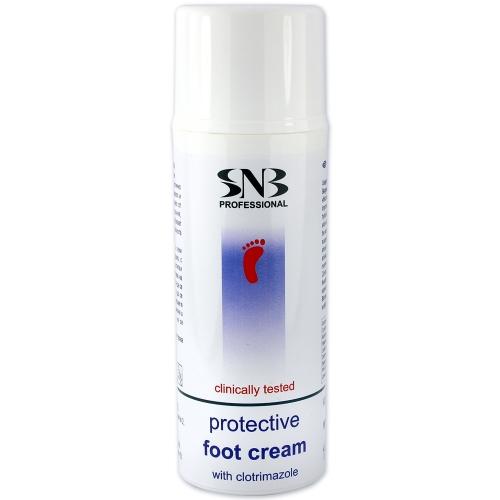 Ochranný krém na nohy s clotrimazolem 100 ml