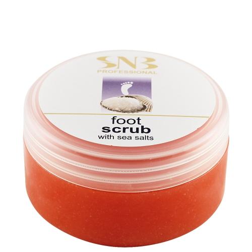 Peeling na nohy s mořskou solí 300 ml