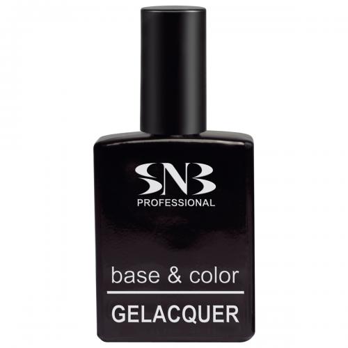 5 ks Bílá báze / barva GELacquer SNB 15 ml + 1 ks Bílá báze / barva GELacquer SNB 15 ml zdarma