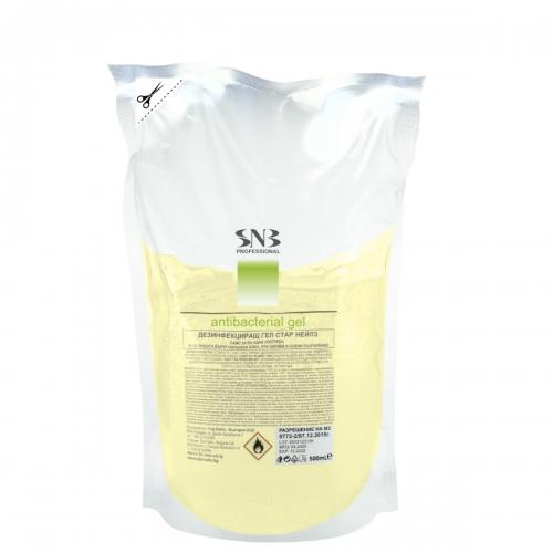 Antibakteriální gel na ruce Linden, 500ml