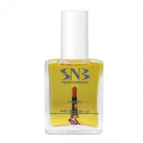 Nail fluid kapalina s levandulovým olejem 15 ml