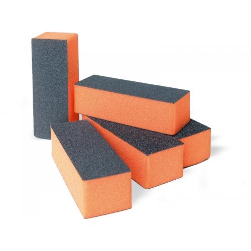 Oranžový brusný pilník 100/180